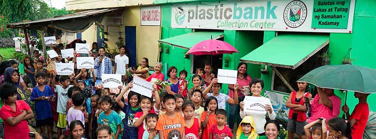 Projekt Plastic Bank mit ClimatePartner bei cupstorys.com