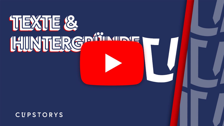 Youtube Tutorial mit Texte und Hintergründe bearbeiten bei cupstorys.com