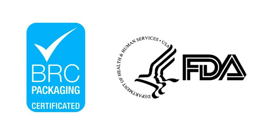 FDA Zertifikat von cupstorys.com